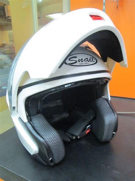 Kaca Helm Snail 815 kelebihan dan kekurangan helm snail 815 visor flip up