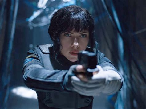 Johansson To Play Princess by Johansson S Ghost In The Shell Lands In