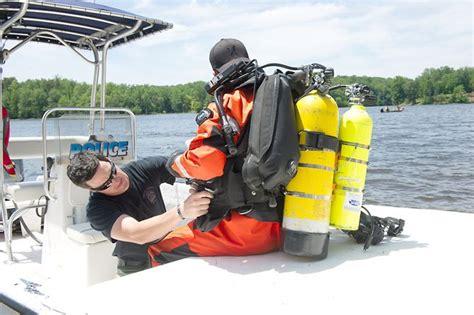 Fairfax County Background Check Responding To Underwater Scenario