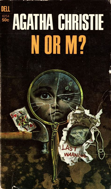 Novel N Or M N Atau M Agatha Christie look here agatha christie mysteries with cover by