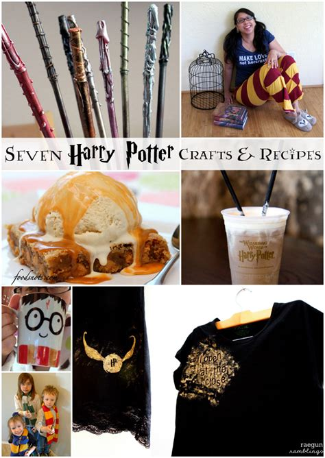 Homemade Christmas Decorations For The Home by What We Wore Read And Made Link Party Harry Potter