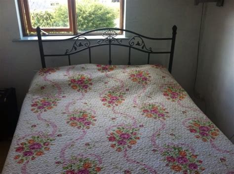 iron king size bed frame wrought iron king size bed frame for sale in beaumont dublin from monicam