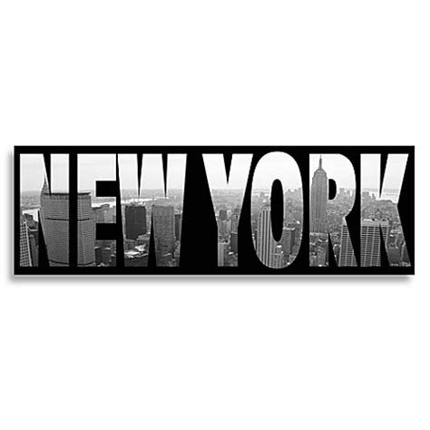 bed synonym new york black and white wall art www bedbathandbeyond com