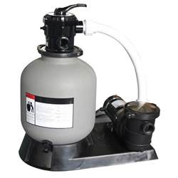 pool filter sand home depot 19 in sand filter and 1 hp motor for above ground pools