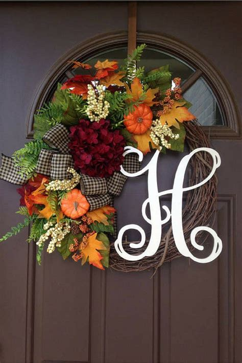 Initial Front Door Wreaths Best 25 Front Door Initial Ideas On Initial Door Letters Initial Door Wreaths And