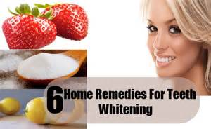 Home Teeth Whitening by 6 Home Remedies For Teeth Whitening Diy Find Home Remedies