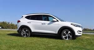 Hyundai Tucson Awd 2016 Hyundai Tucson Limited 1 6t Awd Review