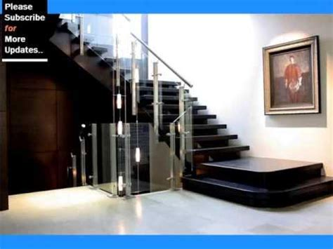 Teh Sisri Gelas by Stainless Steel Staircase Railing With Glass Staircase
