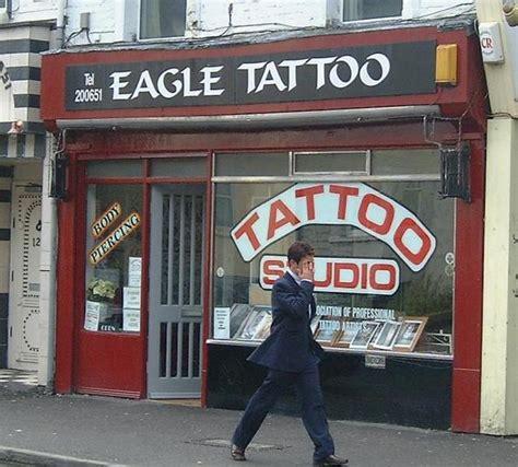 tattoo parlor oxford eagle tattoos the oxford guide