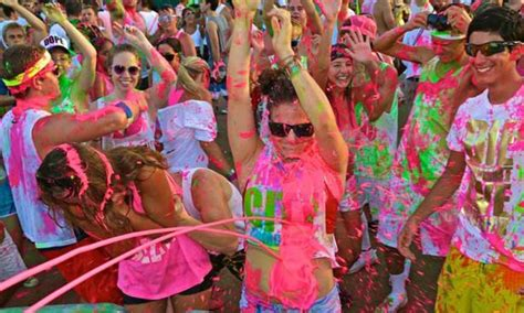 dayglow paint party dayglow the world s largest paint party changes name to