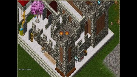 house designers online ultima online uoforever house build youtube