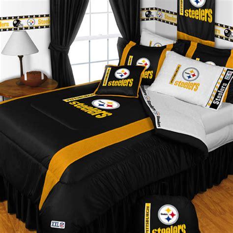 Pittsburgh Steelers Steelers Crib Bedding Set