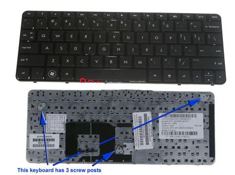Keybord Hp Mini 210 Series keyboard hp mini 210t series netbook black jakartanotebook