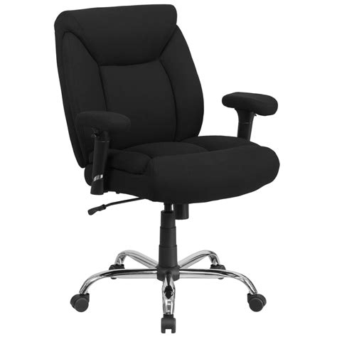 big armchair orthrus heavy duty computer chair