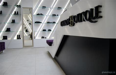 shoe boutique charme luxury shoe boutique bucharest 187 retail design