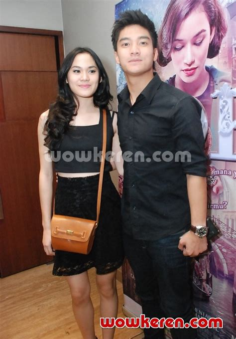 film barat ldr foto sheryl sheinafia dan boy william di gala premier film