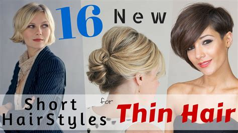 hairstyles for thin hair to make it look thicker hair styles flight woman hair style