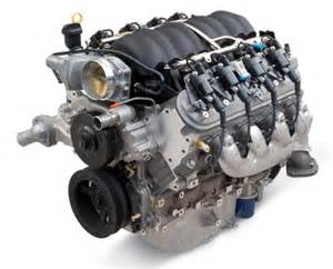 Chevrolet Ls3 Engine Chevrolet Performance Parts 19301360 Gmpp Ls3 376cid