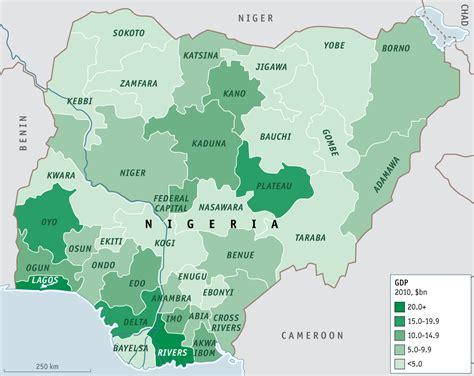 meet nigeria s five worst nigeria 28 images political map of nigeria ezilon maps karte nigeria nigeria karte auf welt