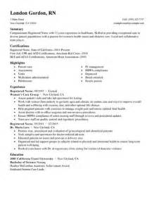 Registered Sle Resume by All Nursing Resume Sales Nursing Lewesmr