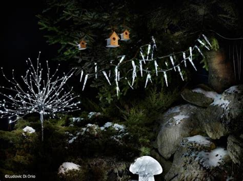 winter yard decorations creative winter decorating with lights