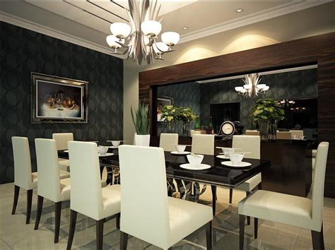 designer dining rooms style your dining room with modern twist