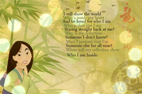 Background Quotes For Kindergarten Education Quotesgram by Mulan Background Wallpapersafari