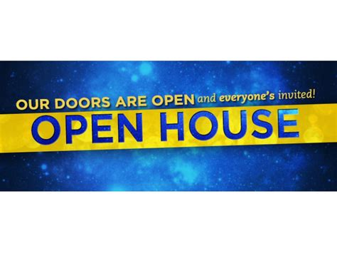 what is an open house open house and kids concert cranford nj patch