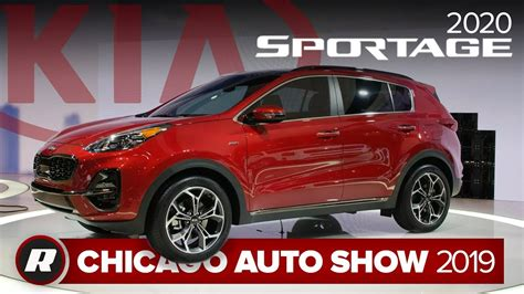Kia Bis 2020 by 2020 Kia Sportage Is Less Looking Than Before