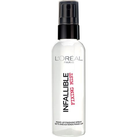 l or 233 al infallible fixing mist 100ml free