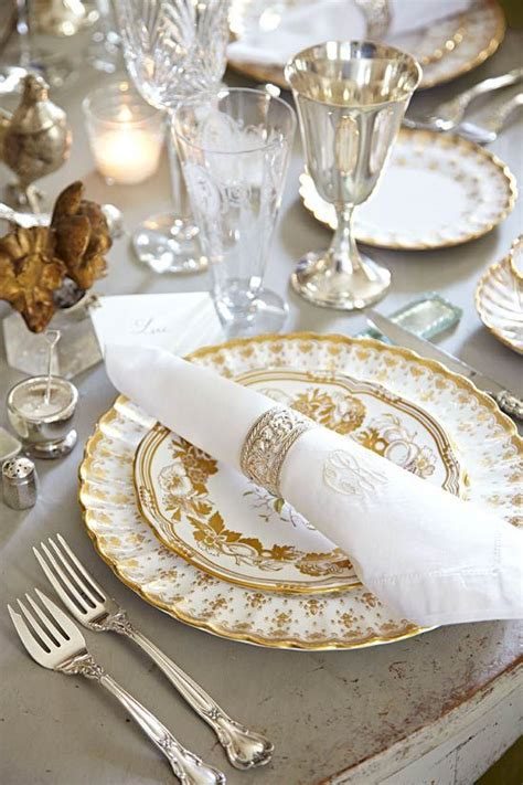 1000 ideas about table settings on