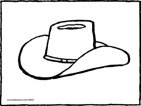 western hat coloring page cowboy hat coloring page finest printable cowboy coloring