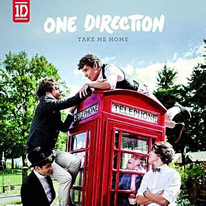 see one direction s take me home track listing