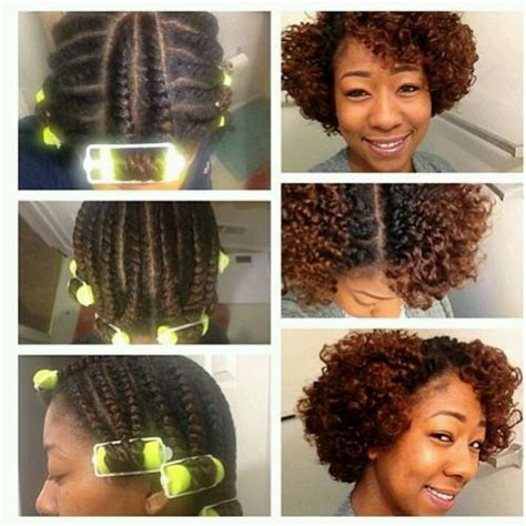 how to do flat twist hairstyles flat twist out hair