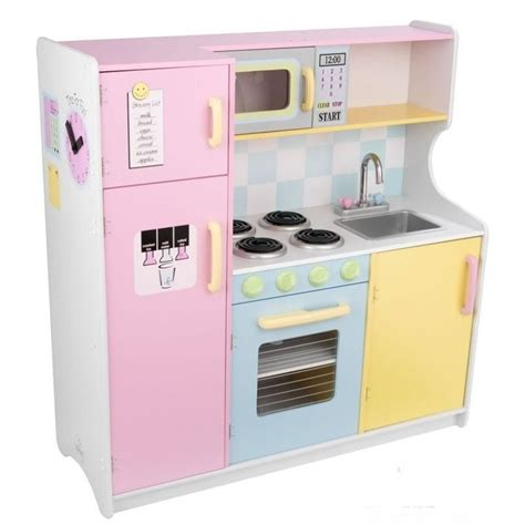 Kidskraft Kitchen kidkraft pastel play kitchen 53181