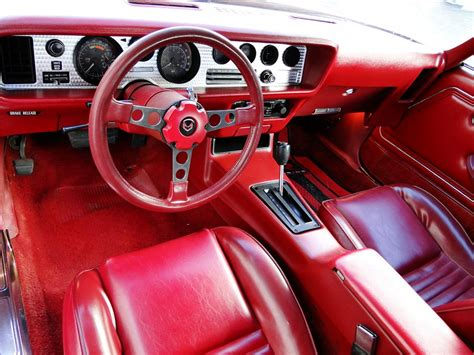 1979 Trans Am Interior by 1979 Pontiac Firebird Trans Am Coupe 96388