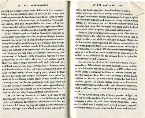 kagame ate rwanda s pension books rusesesabagina book ordinary