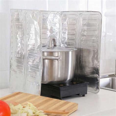 Kitchen Stove Insulation gas stove aluminum foil insulation board proof