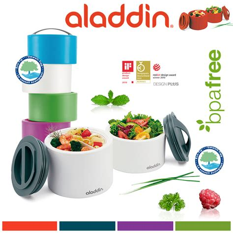 aladdin   Bento Lunch Box 0.6L   Cookfunky
