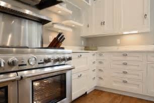Kitchen Paint Ideas With Light Wood Cabinets - all white kitchen cabinets kitchen and decor