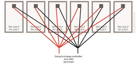 wiring solar panels in parallel diagram 39 wiring