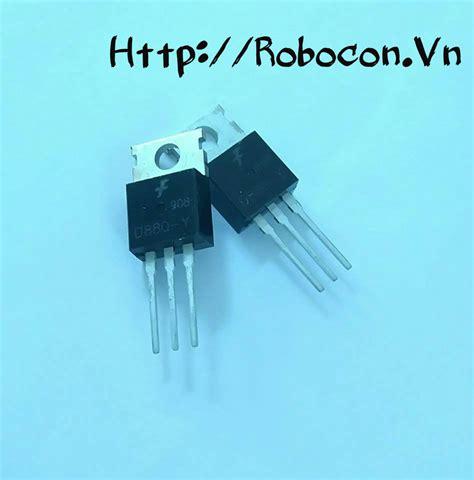 transistor trong li tr62 transistor 2sd880