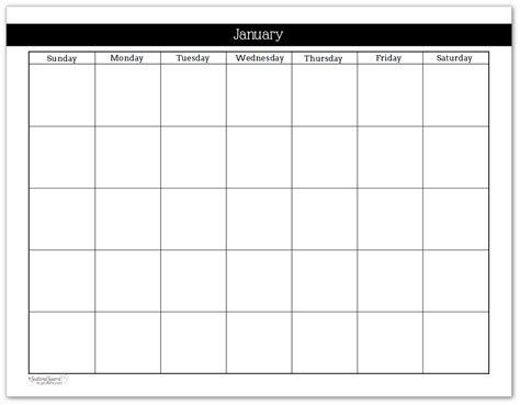 printable calendar undated black and white undated monthly calendars are great