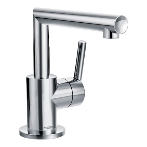 Buy Bathroom Faucets by Arris Chrome One Handle Bathroom Faucet S43001 Moen
