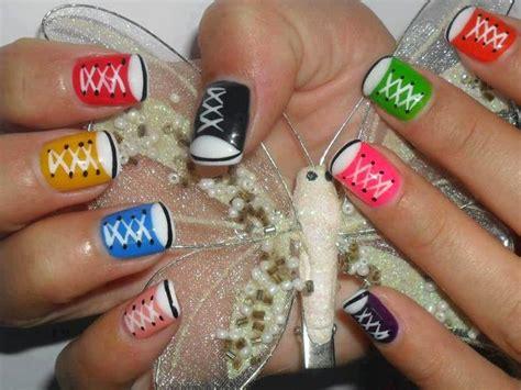 imagenes de uñas pintadas de tenis decorados de u 241 as sencillos y modernos mizancudito com