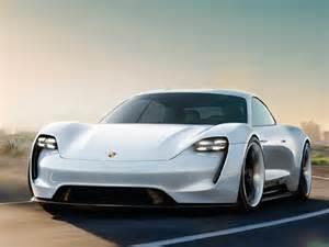 Future Porsche The Future Is Here Porsche Electric 911 And A Green