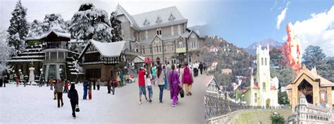 Sleeper From Delhi To Shimla by Delhi To Shimla Package By Volvo With Sight Seeing
