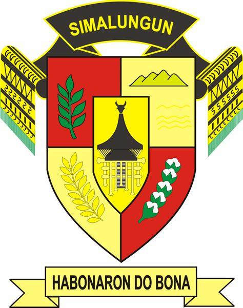 logo kabupaten simalungun logo lambang indonesia