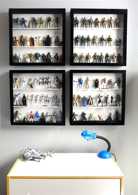 figure display shelves 747 best wars figures images on wars