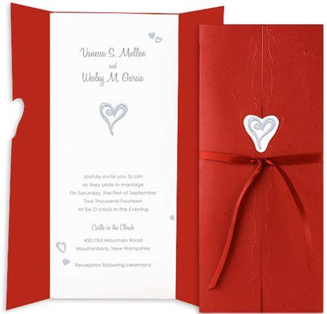 red printable wedding invitation kits very cheap wedding invitations wedding invitations on a